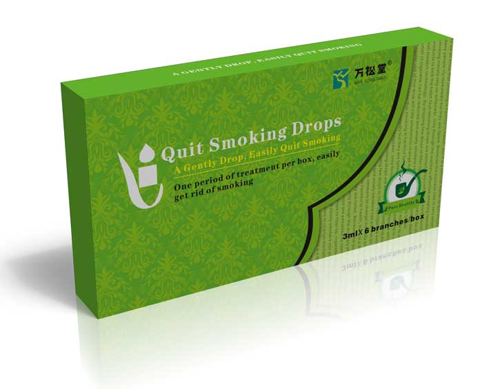 Quit Smoking Drops