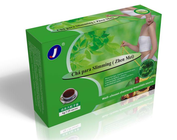 Chá para Slimming