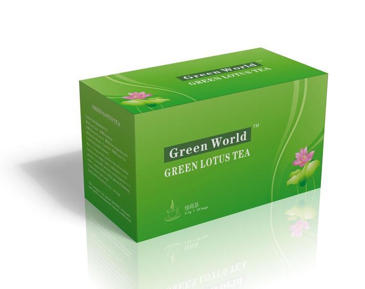 Green Lotus Tea