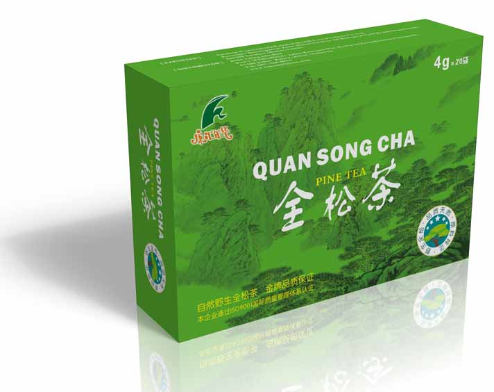 Pine Tea