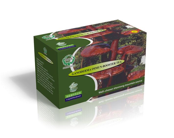 Ganoderma Immun-Booster Tea