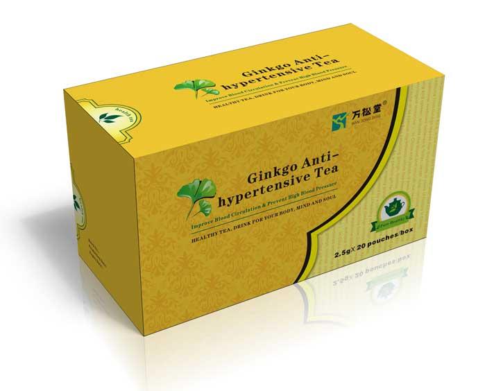 Ginkgo Anti-hypertensive Tea