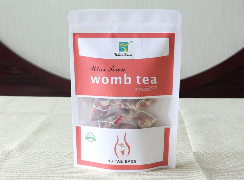 womb pain relief tea