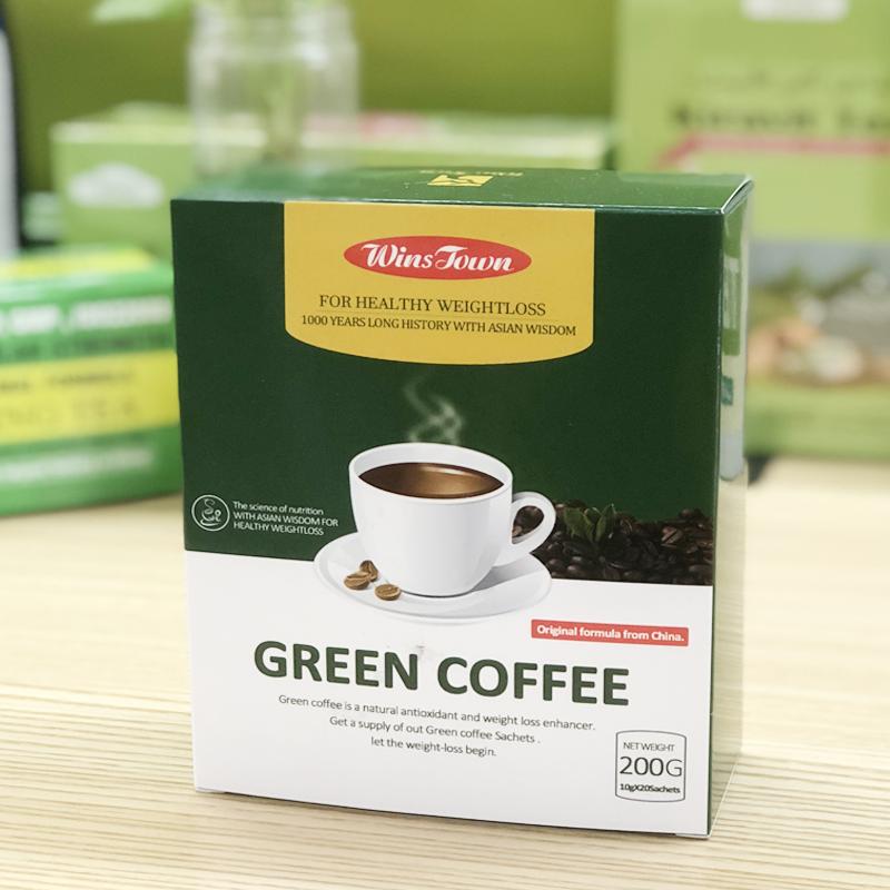 slimming green coffee