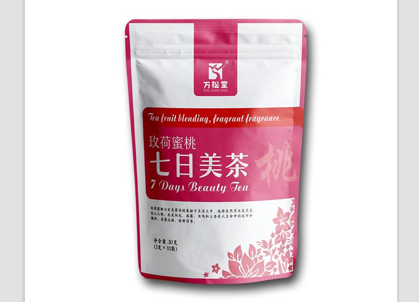 7 days beauty tea